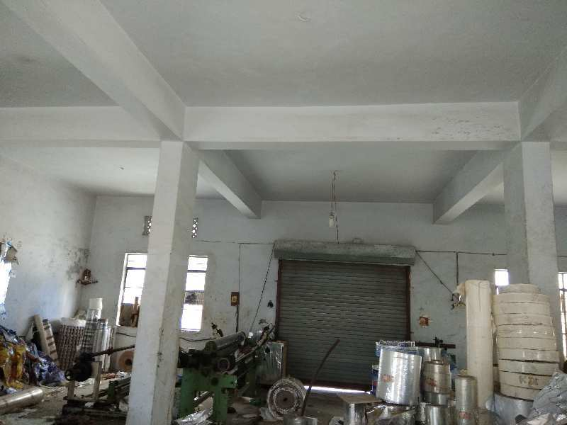 1050 Sq.ft. Factory / Industrial Building for Sale in Vapi Main Road, Silvassa