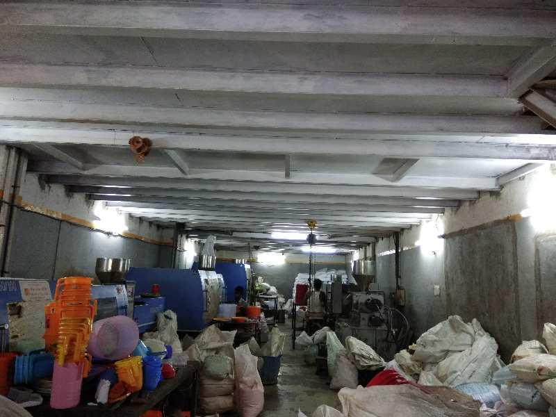 6000 Sq.ft. Factory / Industrial Building for Rent in Vapi Main Road, Silvassa