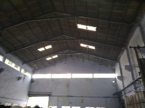 15000 Sq. Ft. Factory for RENT in Silvassa