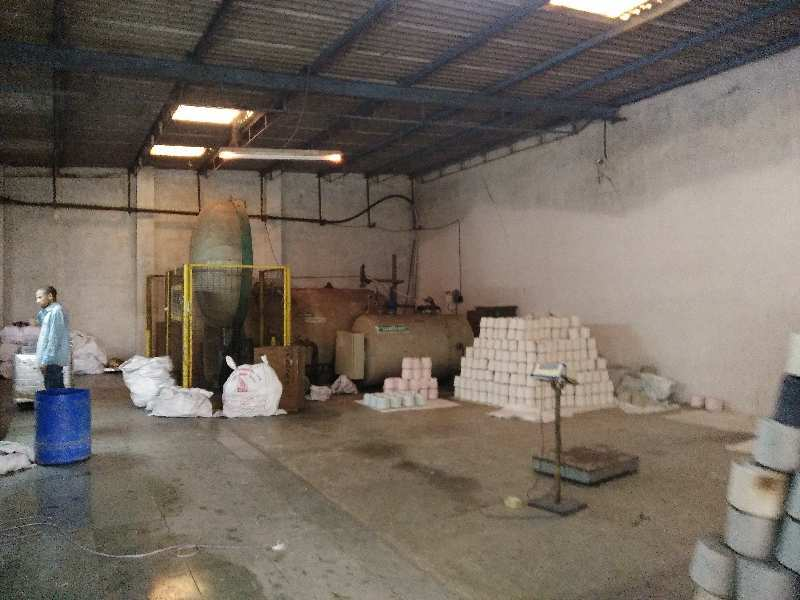 2150 Sq. Mtrs. Factory for SALE in Sarigam GIDC.