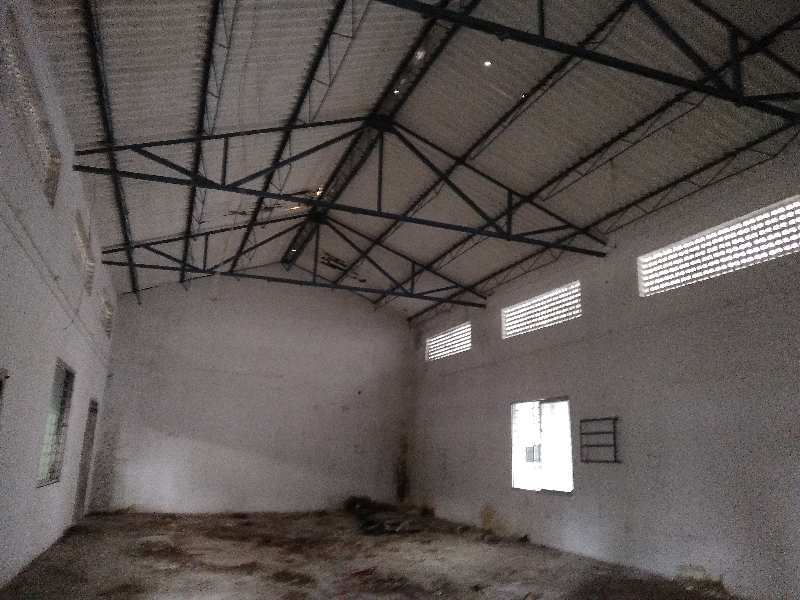 10000 Sq. Ft. Factory for RENT in Sarigam GIDC