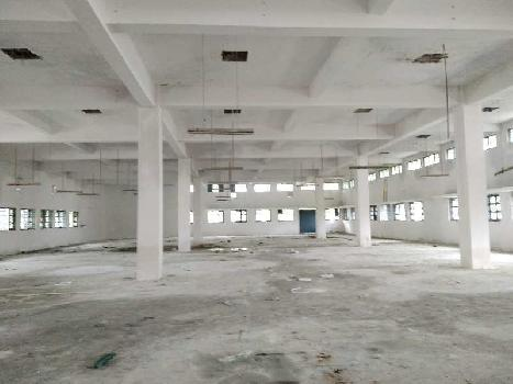 50000 Sq. Ft. Factory for RENT in VAPI GIDC.