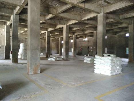 50000 Sq. Ft. Warehouse for RENT in Silvassa.