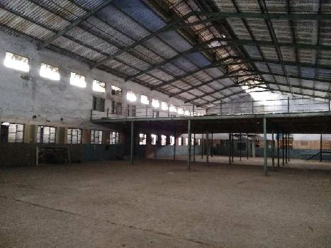 50000 Sq. Ft. Warehouse for RENT in Vapi GIDC.