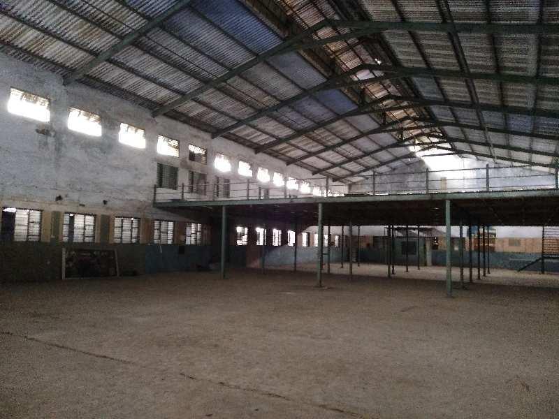 50000 Sq. Ft. Warehouse for RENT in Vapi GIDC.