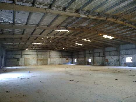 50000 Sq. Ft. Warehouse for RENT in Umbergaon GIDC.