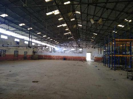 50000 Sq. Ft. Warehouse for RENT in Sarigam GIDC.