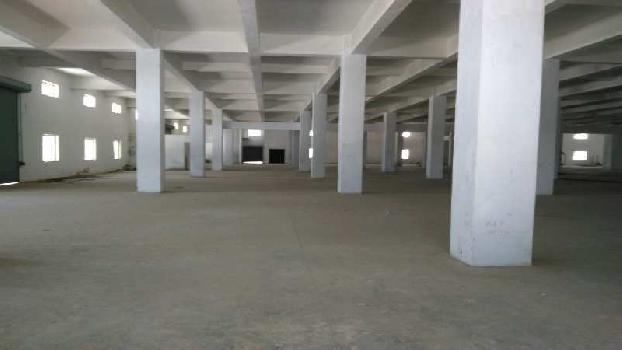 95000 Sq. Ft. Factory for SALE in Silvassa.
