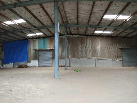 4000 Sq. Mtrs. Factory for RENT in Silvassa.