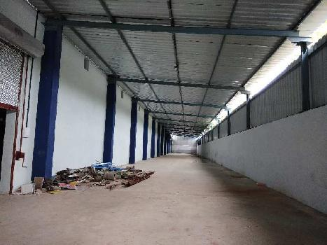 12000 Sq. Ft. Factory for RENT in Silvassa.