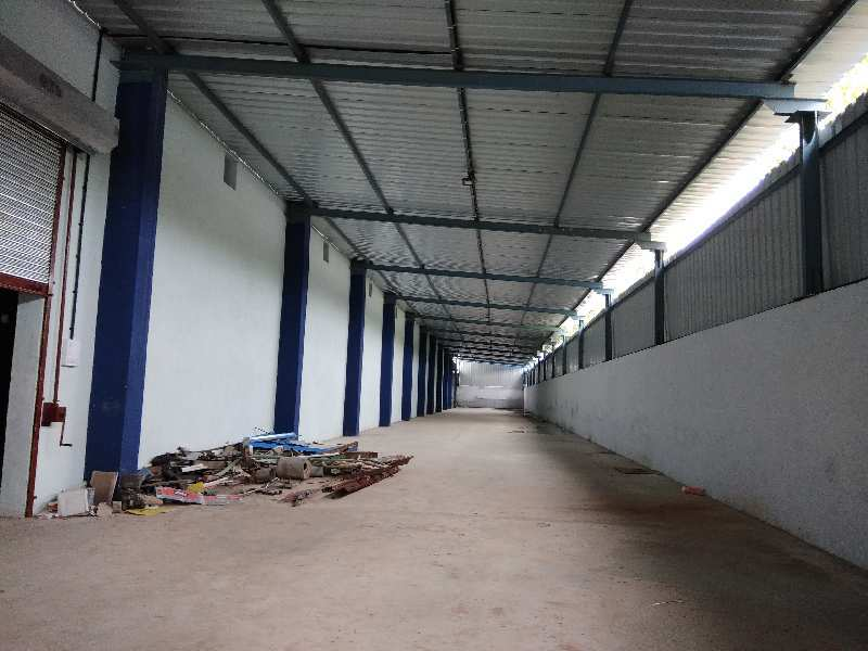 12000 Sq. Ft. Factory for RENT in Silvassa.