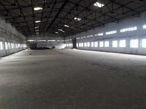 10000 sq. mtr. factory for RENT in Silvassa