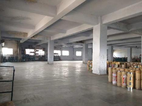 20000 sq. ft. Factory for SALE in Vapi GIDC