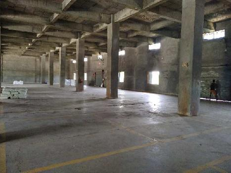 1 Lacs Sq. Ft. Factory available for LEASE at Silvassa