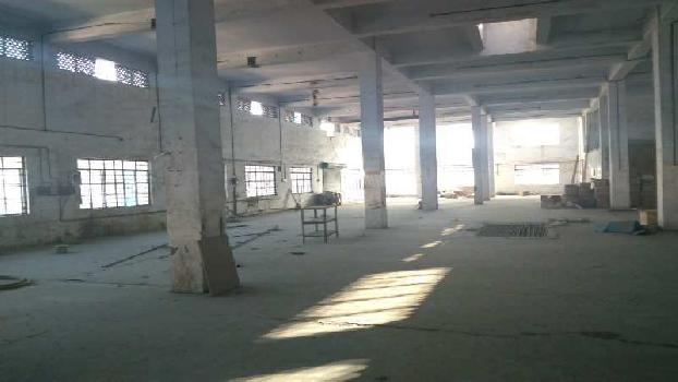 18000 sq ft Factory for RENT at Silvassa
