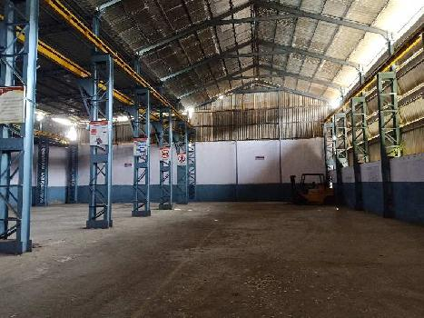 Factory for Rent at Sarigam