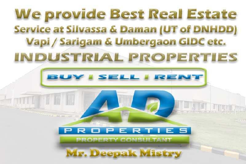 Industrial NA Plot for Sale in Silvassa