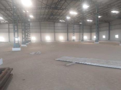 Factory for Rent in Vapi