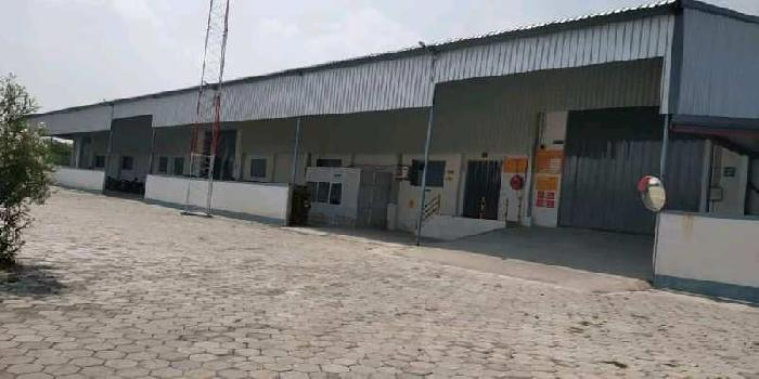 Factory for Rent in Umbergaon GIDC