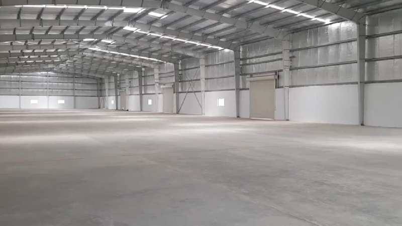 2500 Sq. Mtrs. Factory for RENT in Silvassa.