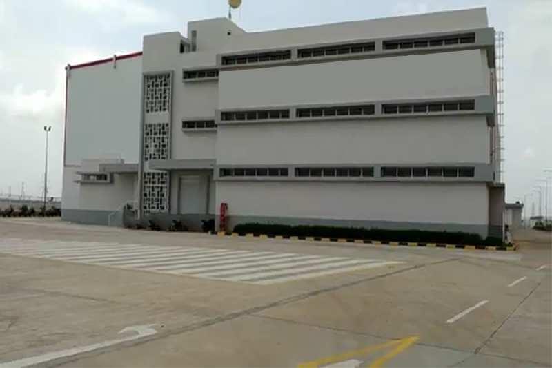 100000 Sq. Ft. Factory for Rent in Silvassa