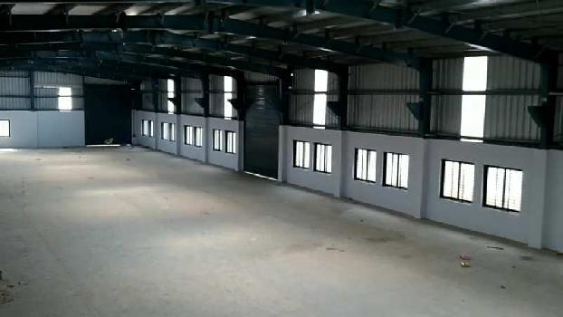 20000 Sq. Ft. Factory for Rent in Silvassa