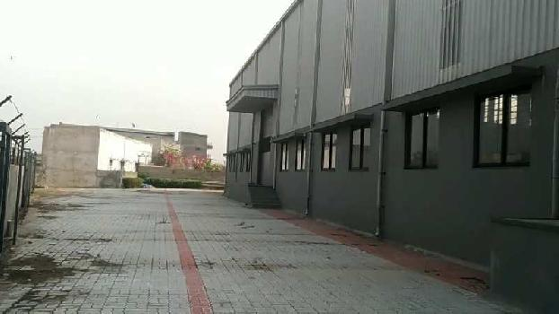 30000 Sq. Ft. Factory for Rent in Vapi