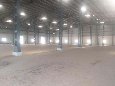 1 Lacs Sq. Ft. Warehouse for Lease at Vapi
