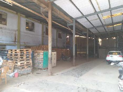 Factory for Rent at Silvassa