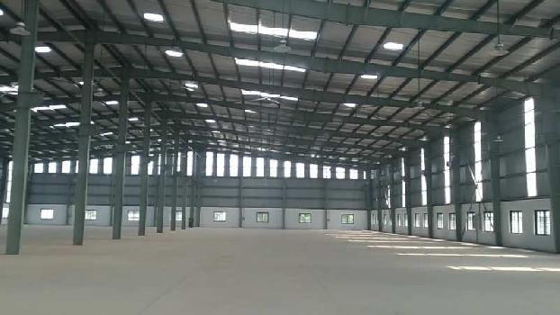 Factory for Rent in Vapi