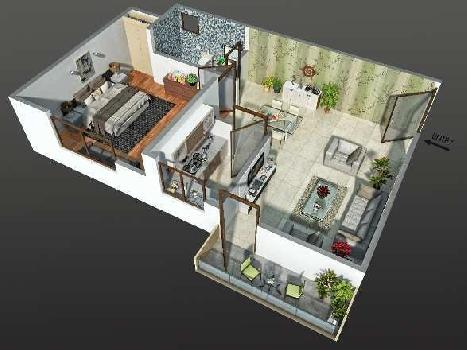 2 BHK Flat For Sale In Lucknow