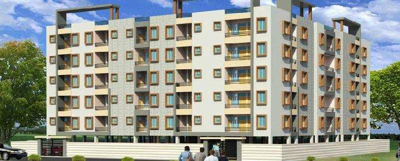 1 BHK Flats & Apartments for Sale in Indira Nagar, Lucknow
